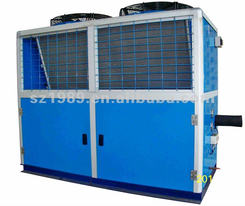 cold storage machinery with Outdoor Condensing Units with bitzer compressor