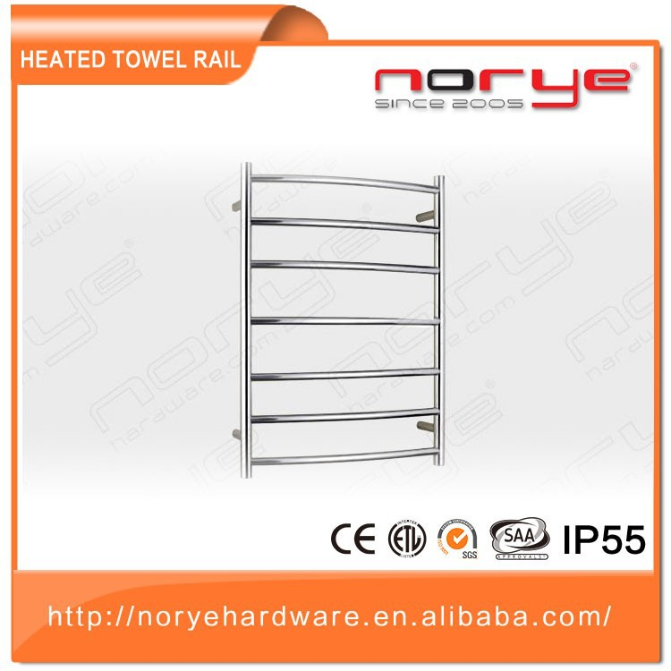 2 hours replied cheap stainless steel heated towel rails