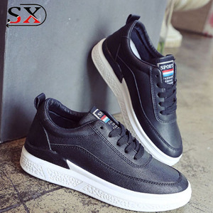 2018 Casual Shoes own logo China Shoe factory custom made man sport shoes