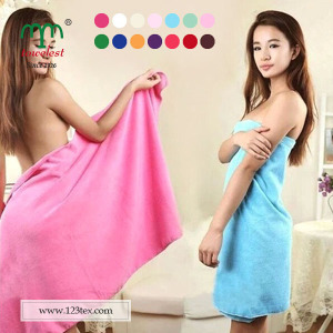 Super soft Micro Fiber 100% Brand New and high quality Bath Towel