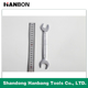 6*7mm Metric Mirror Polished Double Open End Wrench