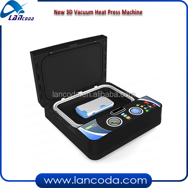 best selling mini 3d sublimation vacuum machine,freesub small muti-function vacuum 3d heat press machine sublimation cover case