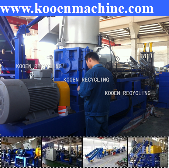 fast delivery plastic washing and recycling machinery