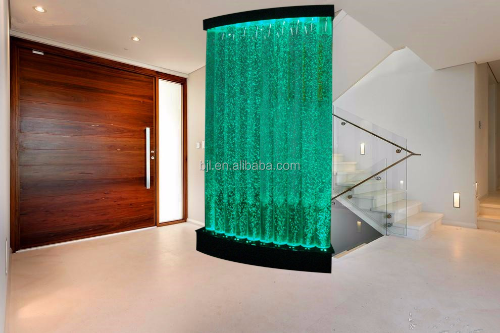 Pub Interior Design Custom Water Bubble Panel Plexiglass
