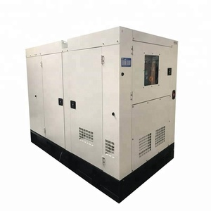 The most popular high quality 100 kva diesel generator silent powered by VOLVO