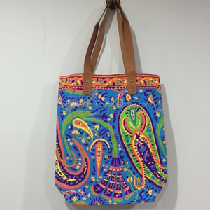 35ac12ede Print Neon Canvas Tote Bags, Print Neon Canvas Tote Bags Suppliers and  Manufacturers at Alibaba.com