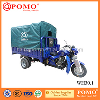 Chinese Hot Sale Electric Mobility Tricycle, 3 Wheel Motorcycle Trailer, Tadpole Trike