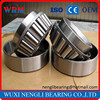 roller type and taper structure tapered roller bearings