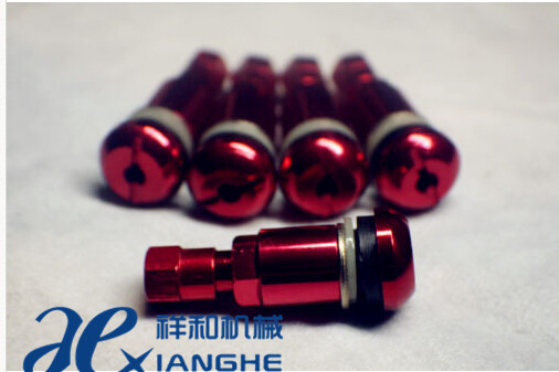 Aluminum Universal Light Weight Tire Valve Stems Snap-In MS525AL