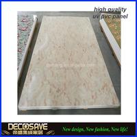 indoor pvc wall panel / pvc panel / heat resistant wall board