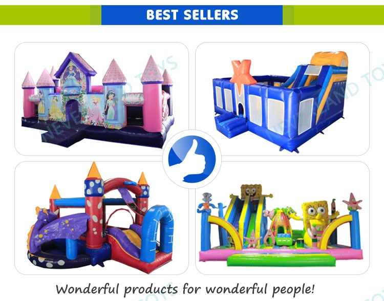 Good quality lovely Cow Inflatable Bouncy Castle /Inflatable Castle For kids