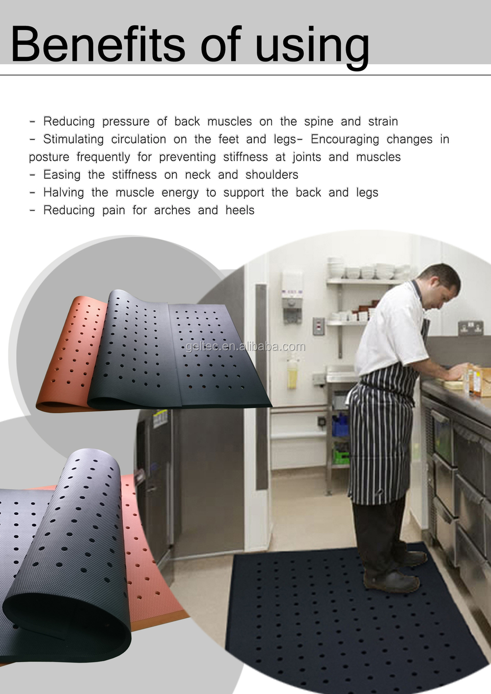 Foam Kitchen Floor Mats Gel Floor Mats Kitchen Imgseenet