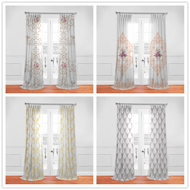 Popular Cheap Good Quality Voile Curtain Buy Voile Curtain Voile Curtain Voile Curtain Product