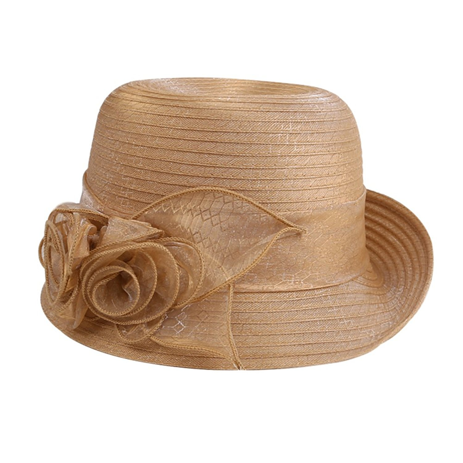 Get Quotations · Hat woman Summer sun hat Outdoor Sun Hat  Korean flower  millinery UV 297886bf81e0
