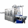 fruit juice glass bottle washing filling capping labeling production line