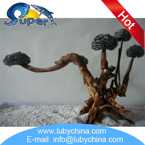 Fashionable tree root for aquarium decoration on stock for Aquarium tree root decoration
