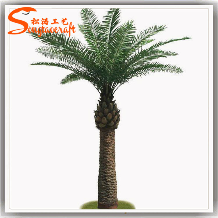 cheap evergreen outdoor tall date palm tree large artificial plastic date palm trees for garden. Black Bedroom Furniture Sets. Home Design Ideas