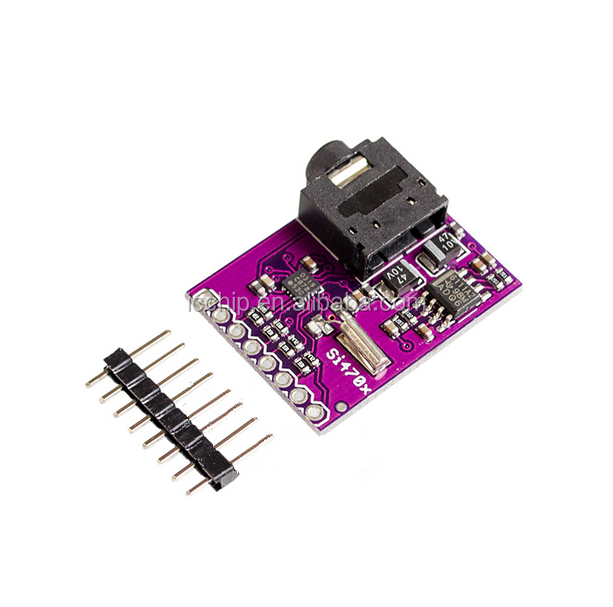 High Quality CJMCU-470 Si4703 FM Tuner Evaluation Board Radio tuner development board