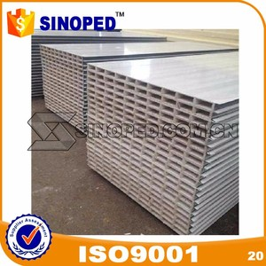 fireproof safe sandwich panel for clean room/wall