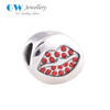 Globalwin Fashion Jewelry Accessory Good Luck Happy Smile Charms