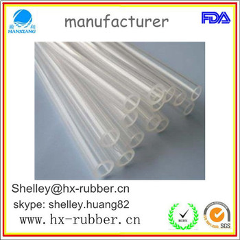 silicone rubber tube for coffee maker