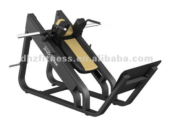 DHZ-N1057 hack slide gym equipment cable pully gyms