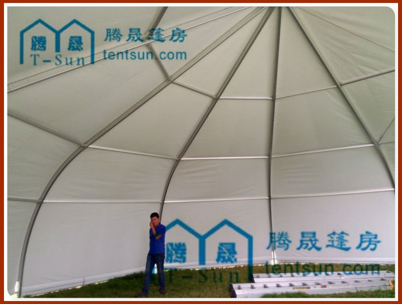 outdoor luxury big tents event, big frame tent for sale