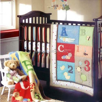 Factory Directory Printed Patchwork Baby Quilt Patterns