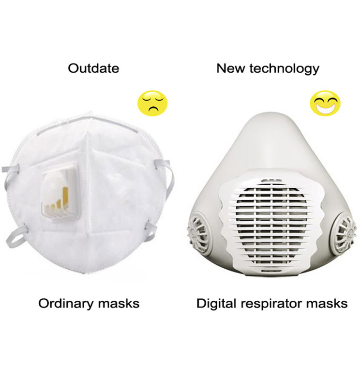 Simple Air Filters for Smoke and Dust