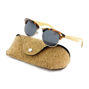 Bamboo Arm Sunglasses Will Power Yiwu Sunglasses Market