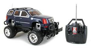 1:14 Escalade MX Racing Expert Blue Electric RTR RC Remote Control Truck (Color May Vary)