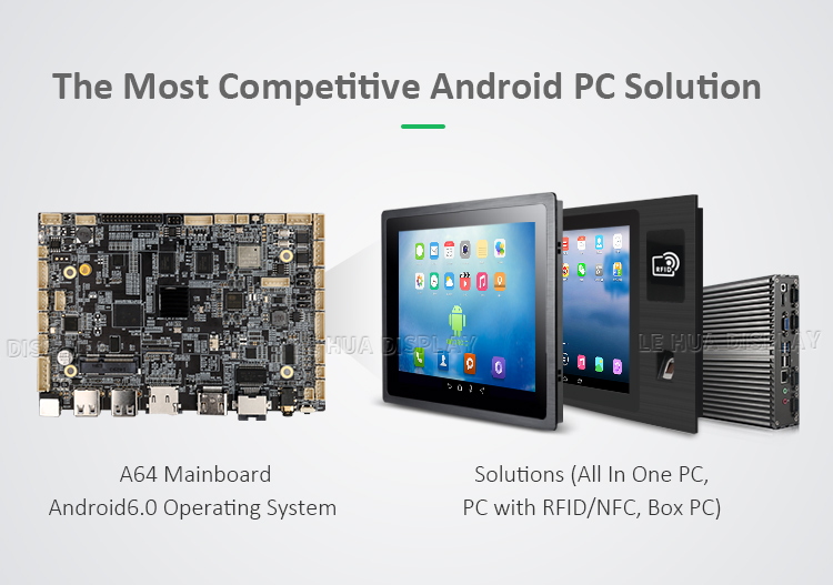 Best OEM/ODM Android 6.0 pcba /mainboard with 1000M ethernet/WIFI