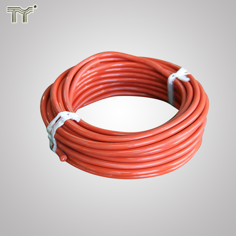 Silicone insulated oem high voltage electric copper wire and cable