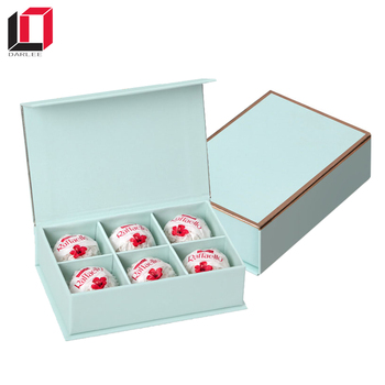 Custom made book shape luxury gift boxes with magnetic lid