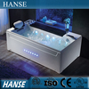 HS-B001 bathroom best acrylic single person aqua jet bath tub
