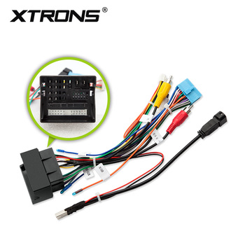 Xtrons Car Accessories Iso Wiring Harness For Volkswagen Golf/ Skoda Units  - Buy Wiring Harness,Auto Wiring Harness,Accessories For Car Product on  Alibaba.comAlibaba.com