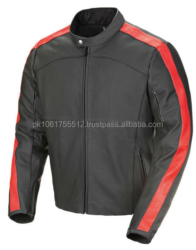 Pakistan High Quality Boys Fashion Leather Biker Jacket For Spring ...