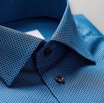 b3bc77c3b905ace Турция Стиль хлопок бизнес мужские платье slim fit Печатных последние новые  модели рубашек