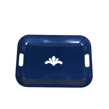 Wholesale Custom Made Melamine Serving Tray for Families Use