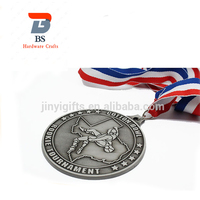 Supplier souvenir awards metal custom gold medal products with hight quality
