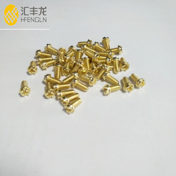 Hot Sales Widely Used Custom Pm 4x8 Copper Screws