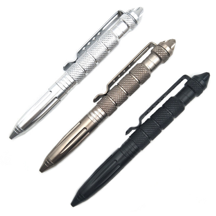 tactical pen self defense pen with glass break protection weapons