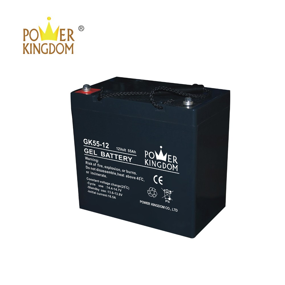Power Kingdom Latest rechargeable sealed lead acid battery 6v 4ah for business medical equipment-3