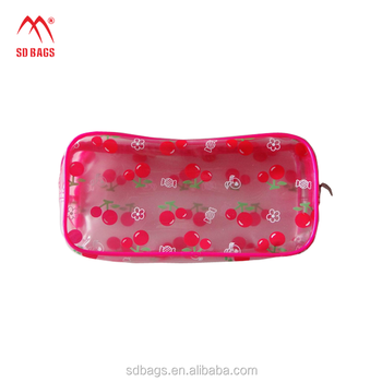 2018 Whole Waterproof Transpa Custom Size Cosmetic Pvc Bag