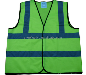 fluorescent yellow high vis reflective tactical sash vest flame retardant tool dri fit safety shirt vest
