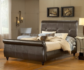 wholesale size sleigh beds faux leather sleigh beds for uk cheap sleigh beds queen