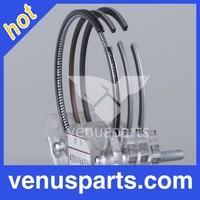 YM729350-22501 yanmar diesel engine parts 4TNV88 piston ring