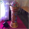 Plastic wedding LED pillars columns ,decorative wedding LED pillars LED plastic pillars columns