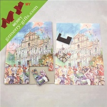 OEM manufacturer cheap custom jigsaw puzzle
