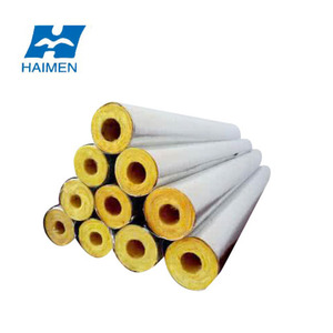 glass wool density tube insulation tubing wall thickness